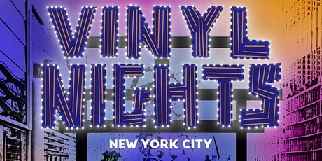 Vinyl Nights at  Hudson Yards/Bella Abzug Park tickets