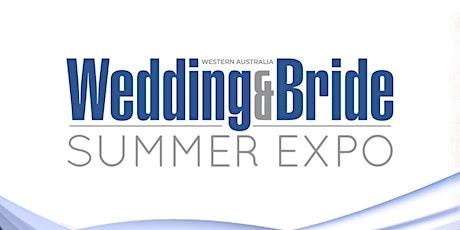 Perth Wedding and Bride Summer Wedding Expo 2022 tickets