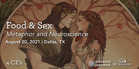 Food and Sex; Metaphor and Neuroscience tickets