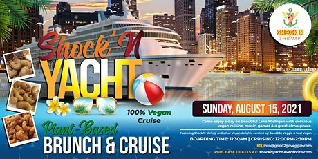 Shock'N Yacht Plant-Based Cruise tickets