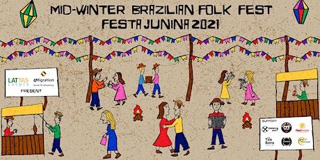 Mid-Winter Brazilian Folk Fest (Festa Junina) tickets
