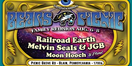 16th Annual Bears Picnic Family Reunion tickets