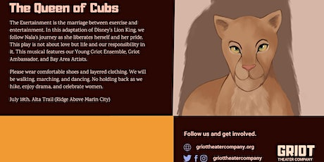 The Exertainment: The Queen of Cubs tickets