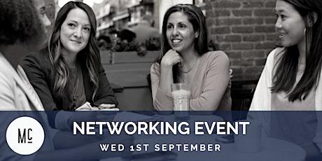 McDonald Inc Women's Networking Event tickets