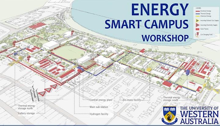 Energy  Smart Campus Workshop image