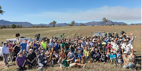 Capertee Valley Planting Supporting the Endangered Regent Honeyeater tickets