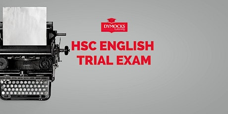 English Trial Exam Papers 1 & 2 tickets