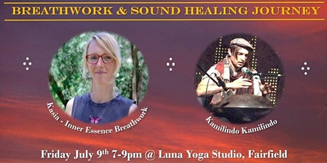 New Moon Breathwork and Sound Healing Journey tickets