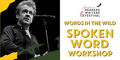 Tug Dumbly - Spoken Word Workshop tickets