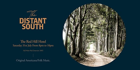 The Distant South @ The Red Hill Hotel tickets