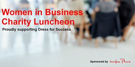 Inspirational Women In Business Charity Luncheon Whittle Down Your Wardrobe tickets