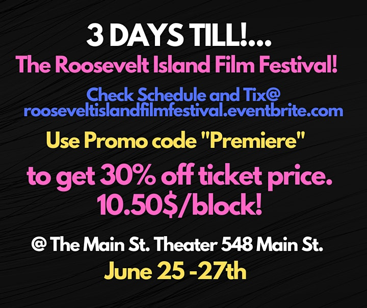 Roosevelt Island Film Festival 2021 image