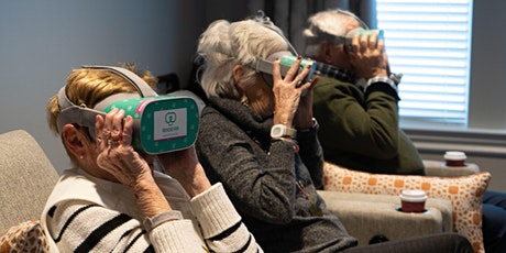 Virtual Reality for Seniors @ Clarkson Library // Monday tickets