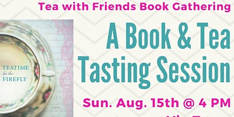 Sipping with Style Tea Tasting and Book Discussion tickets