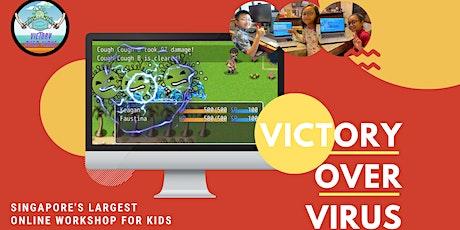 Victory Over Virus Prize Redemption Registration tickets