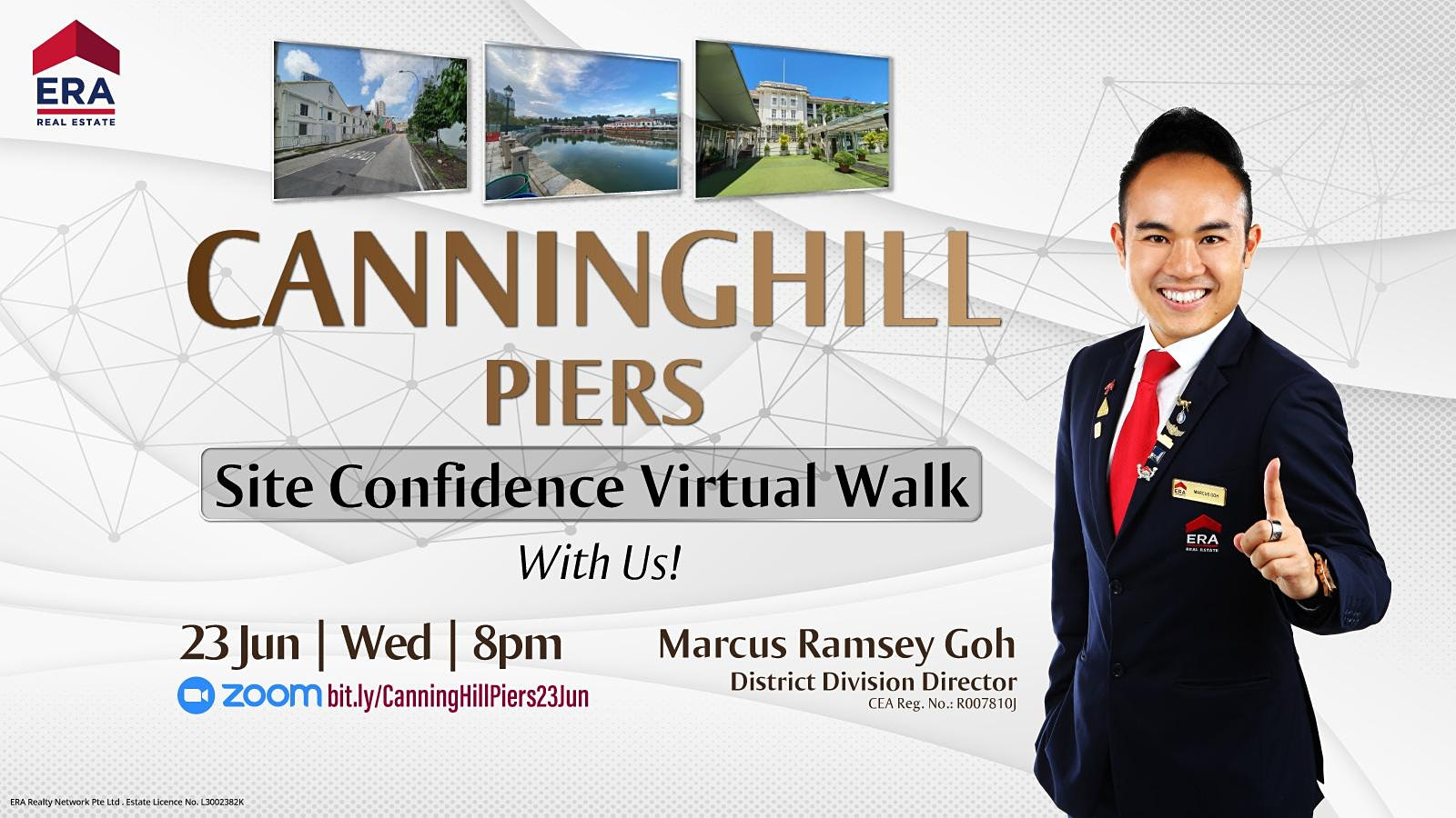 CanningHill Piers - Site Confidence Virtual Walk With Us