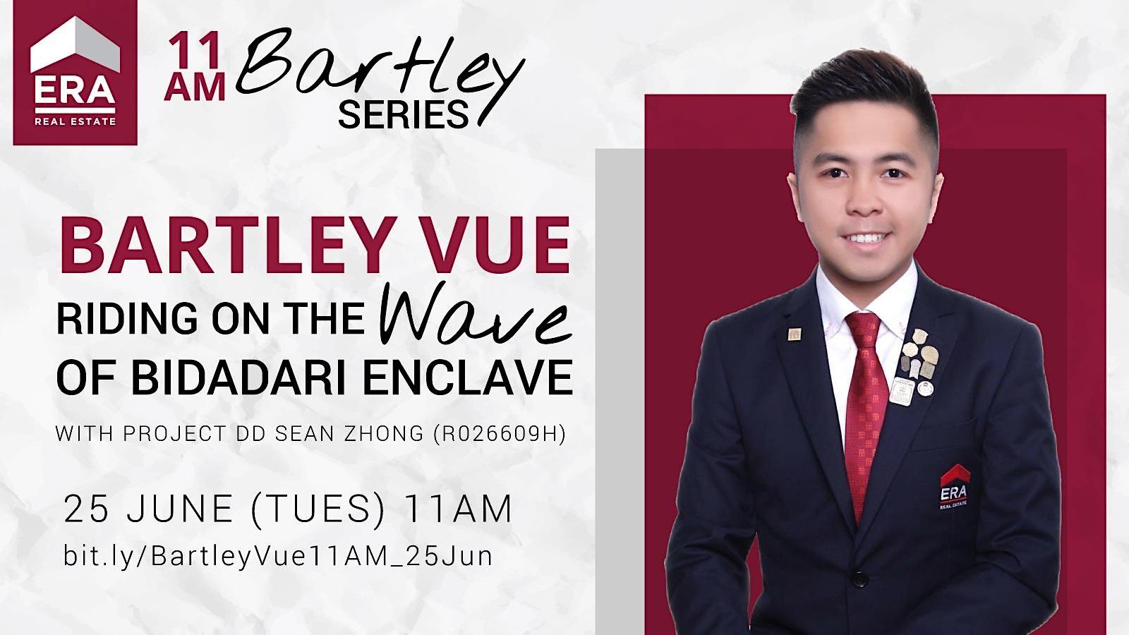 Riding on the Wave of Bidadari Enclave (11AM Bartley Series)