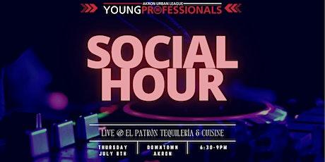 AULYP Social Hour at El Patrón Tequilería & Cuisine tickets