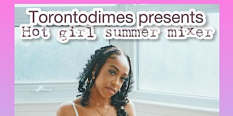 Hot Girl Summer Mixer tickets