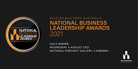 2021 National Business Leadership Awards tickets