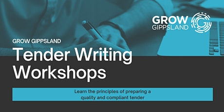 Tender Training  Workshop for local Gippsland suppliers tickets