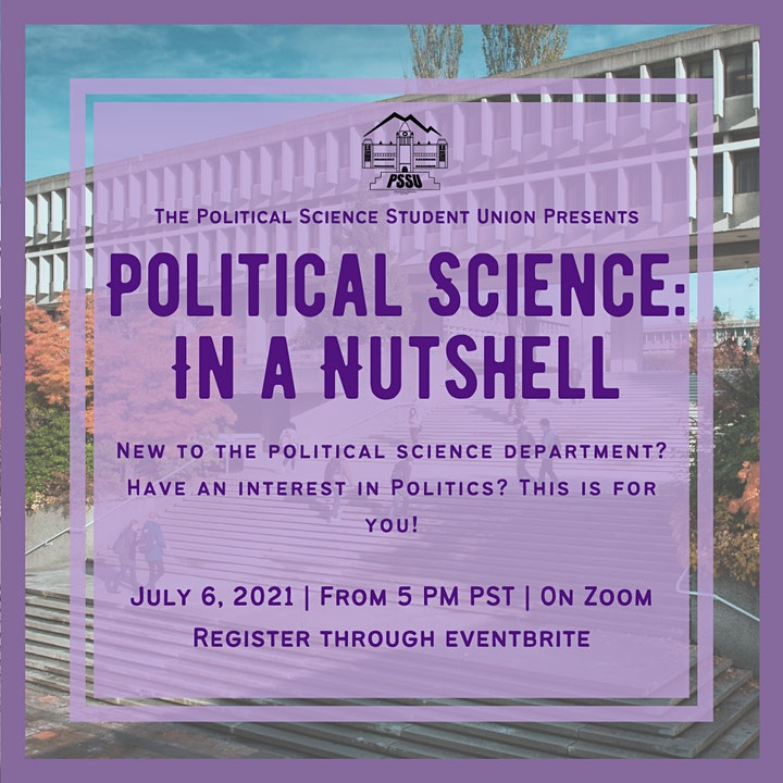 Political Science: In a Nutshell image