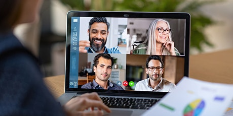 Maximizing Your Teamwork & Collaboration Skills Virtually tickets