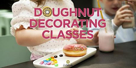 Doughnut Decorating Classes tickets