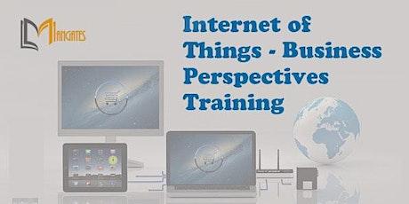 Internet of Things - Business Perspectives 1DayVirtualLiveTrainingin Lugano tickets