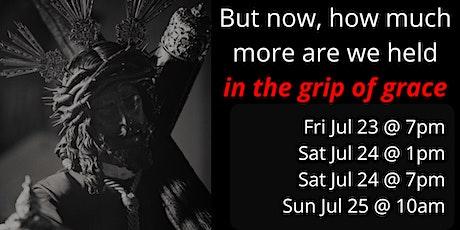 Grip of Grace II tickets