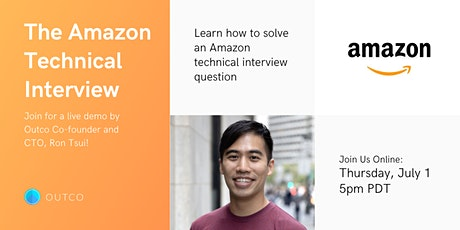 The Amazon Interview Question - Live breakdown and walkthrough tickets