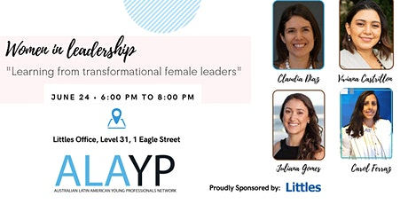 Women in Leadership 2021 tickets
