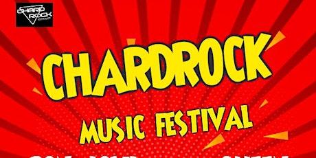 CHARDROCK MUSIC FESTIVAL tickets