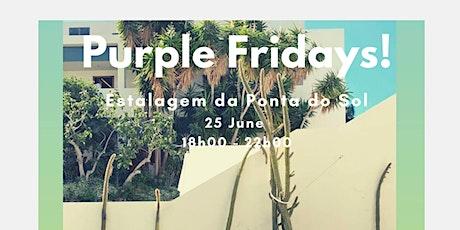 Digital Nomad Sunset Social - Purple Fridays tickets