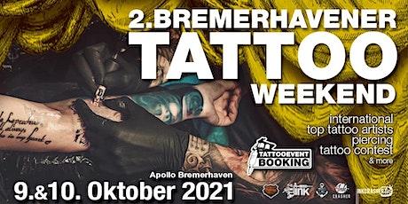 2.Bremerhavener Tattoo Weekend Tickets