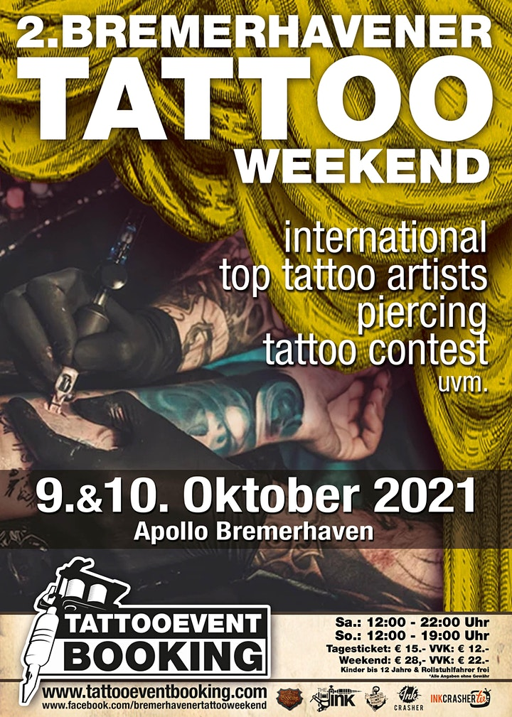2.Bremerhavener Tattoo Weekend: Bild
