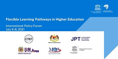International Policy Forum: Flexible Learning Pathways in Higher Education tickets