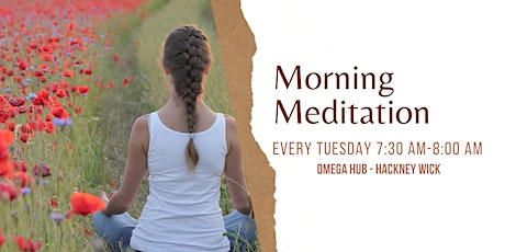 Morning Meditation For Your Soul tickets