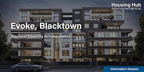 Blacktown SDA Apartments Information Session tickets
