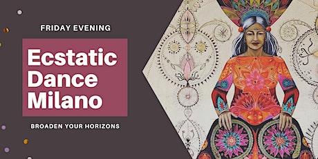 Ecstatic Dance Milano - Broaden Your Horizons biglietti