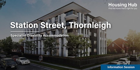 Thornleigh SDA Apartments Information Session tickets