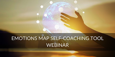 Emotions Map self-coaching tool webinar tickets