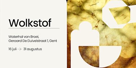 Van Eyck Reloaded x Wolkstof // VERNISSAGE tickets