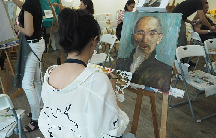 INTRO COURSE: Oil Painting 8 Sessions Course for Two - AZ @ Paya Lebar image