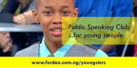 PUBLIC SPEAKING CLUB FOR KIDS (not free) tickets