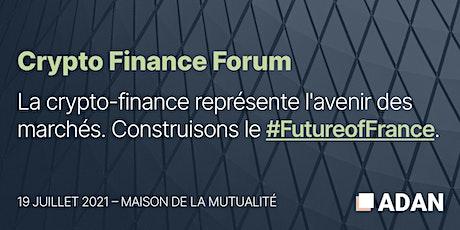 Crypto Finance Forum tickets