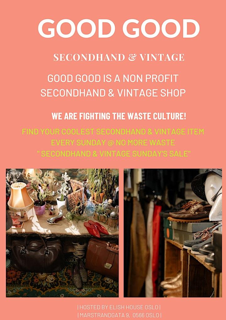 Secondhand & Vintage  Sunday's Market: Bild