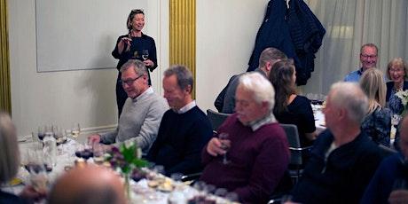 Ost och vinprovning Gävle | Taysta Gävle Den 08 October tickets