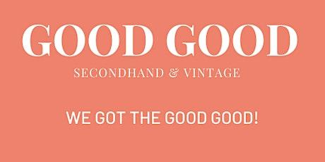 Secondhand & Vintage  Sunday's Market tickets