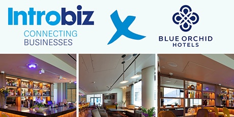 Introbiz x The Blue Orchid London Launch Event tickets